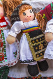 Romanian doll Stock Images