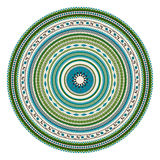 Romanian embroidery design Stock Photo