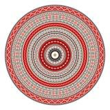 Romanian embroidery design Stock Photo
