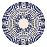Romanian embroidery design Stock Images