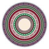 Romanian embroidery design Royalty Free Stock Photos