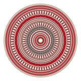 Romanian embroidery design Stock Image