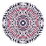 Romanian embroidery design Stock Photos