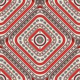 Romanian folk art pattern Royalty Free Stock Images