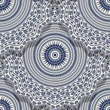 Romanian folk art pattern Stock Image