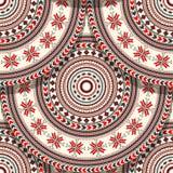 Romanian folk art pattern Royalty Free Stock Photo