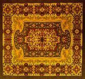 Romanian folk seamless pattern ornaments. Romanian traditional embroidery. Ethnic texture design. Traditional carpet design. Carpe. T ornaments. Rustic carpet royalty free stock images