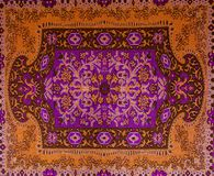 Romanian folk seamless pattern ornaments. Romanian traditional embroidery. Ethnic texture design. Traditional carpet design. Carpe. T ornaments. Rustic carpet royalty free stock photography