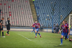 Romanian Football Championship Royalty Free Stock Images