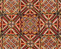 Romanian handicraft texture Stock Photos