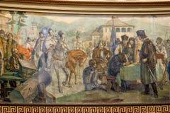 Romanian history Royalty Free Stock Photos