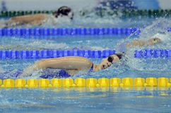 Romanian International Swimming Championships Stock Images