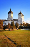 Romanian monastery Royalty Free Stock Image