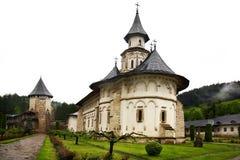 Romanian monastery Royalty Free Stock Photos