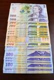 Romanian money Royalty Free Stock Image