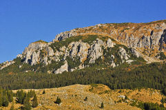 Romanian mountains Royalty Free Stock Photography
