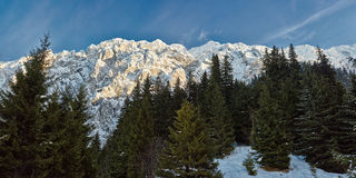 Romanian mountains Stock Photos