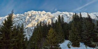 Romanian mountains Stock Photos