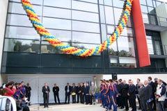 Romanian National Football Center Stock Photo