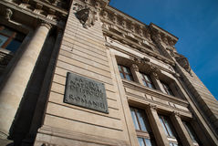 Romanian national museum of history Royalty Free Stock Photos