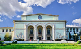 Romanian National Opera Stock Image