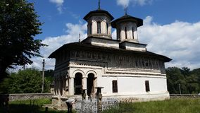 Romanian Orthodox church Stock Image
