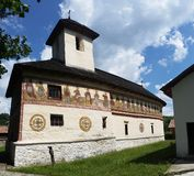 Romanian Orthodox church Royalty Free Stock Photography