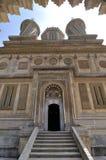 Romanian Orthodox Monastery Stock Photography
