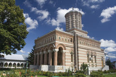 Romanian Orthodox Monastery stock images