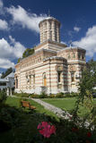 Romanian Orthodox Monastery Royalty Free Stock Images