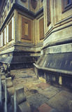 Romanian Orthodox Monastery / Church Stock Image