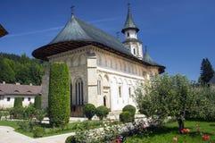 Romanian orthodox monastery of Putna Stock Image