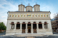 Romanian Orthodox Patriarchal Cathedral in Bucharest Royalty Free Stock Images
