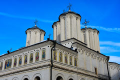 Romanian Patriarchal Cathedral Catedrala Patriarhala din Bucuresti Stock Images