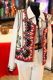 Romanian peasant costume for men Royalty Free Stock Photography