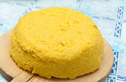 Romanian polenta Royalty Free Stock Photography