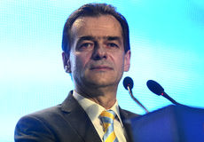 Romanian Politician Ludovic Orban Royalty Free Stock Images