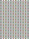 Romanian popular pattern Royalty Free Stock Photography