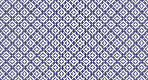 Romanian popular pattern Stock Photos