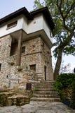 Romanian Queen Castle Stock Photography