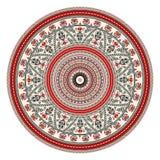 Romanian round element Royalty Free Stock Photo