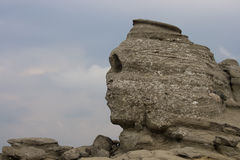 romanian sfinx Arkivfoton