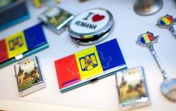 Romanian souvenirs Royalty Free Stock Photo