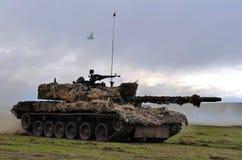 Romanian tank TR-85M1 Royalty Free Stock Image