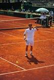 Romanian tennis player Adrian Ungur Stock Photography