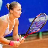 Romanian tennis player Madalina Gojnea Royalty Free Stock Image
