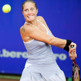 Romanian tennis player Madalina Gojnea Stock Photos