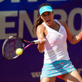 Romanian tennis player Sorana Carstea Stock Photos