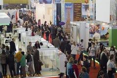 Romanian Tourism Fair Stock Images