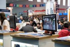 Romanian Tourism Fair 2017 Stock Photos